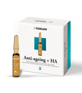 Anti-ageing + HA Ampoules