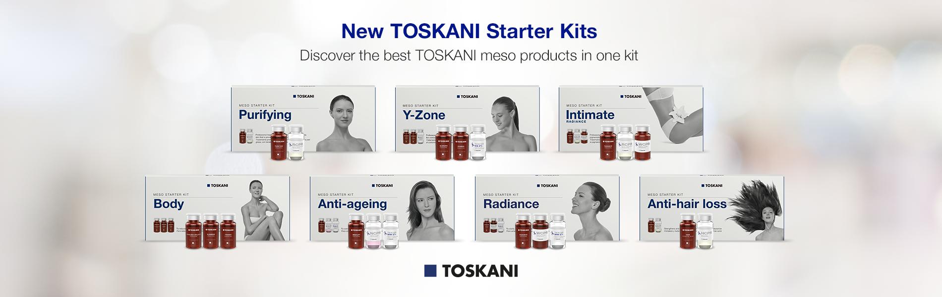 New Meso Starter Kits